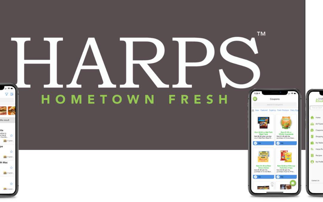 Harps drives impressive increase in customer engagement after launching the Harps Rewards App powered by Birdzi